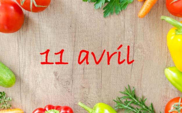 Prochain dîner communautaire le 11 avril