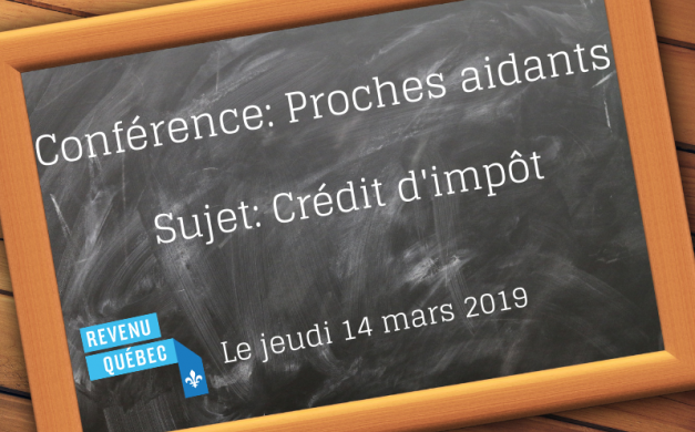 Conférence: Proches aidants