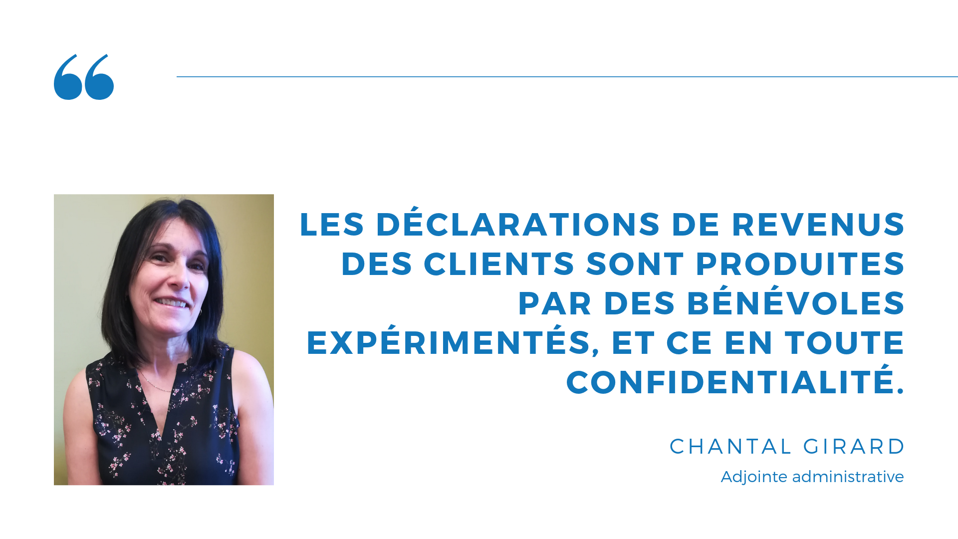 19 declaration revenu impot chantal girard benevole