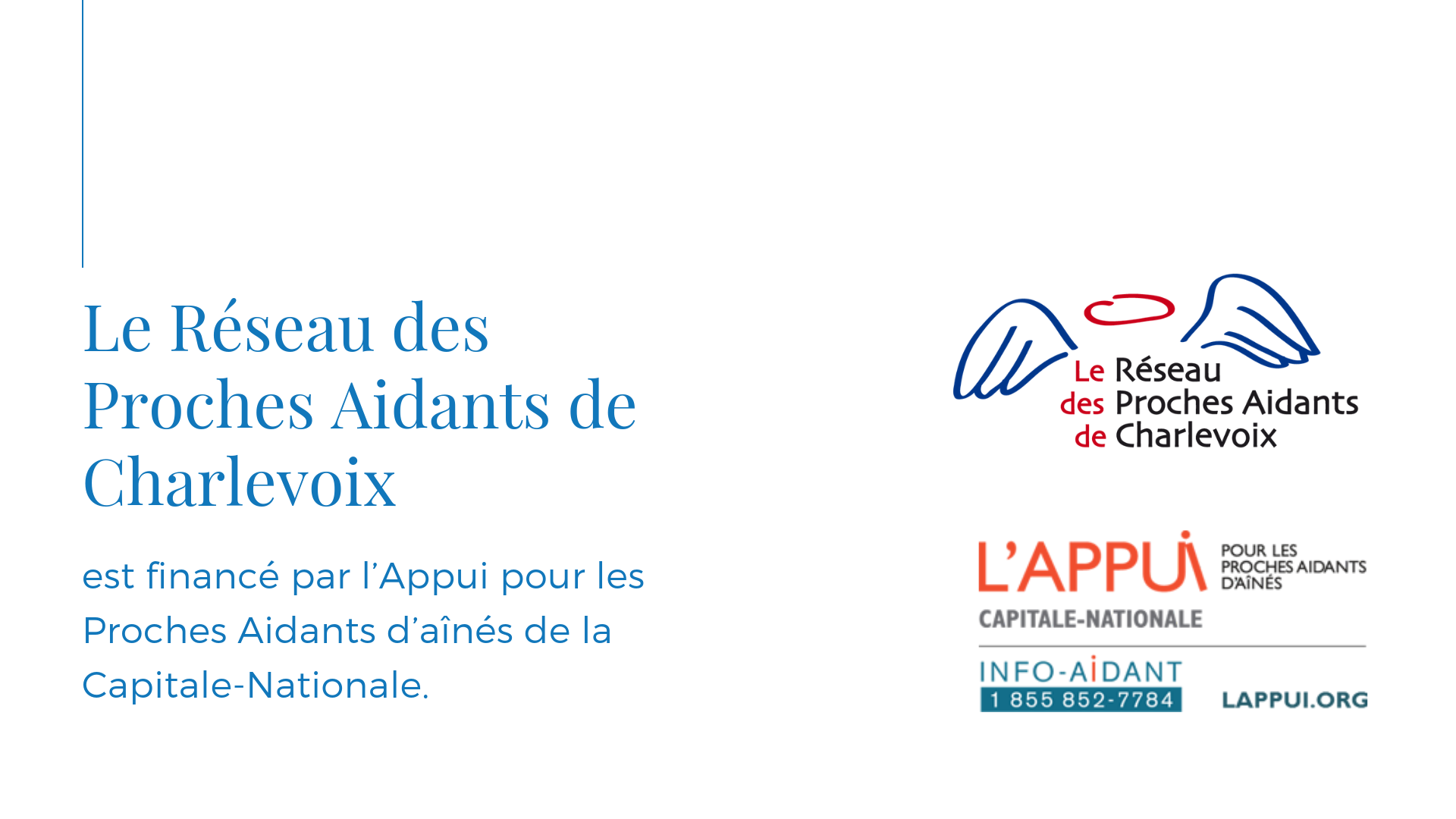 37 proches aidants appui capitale nationale